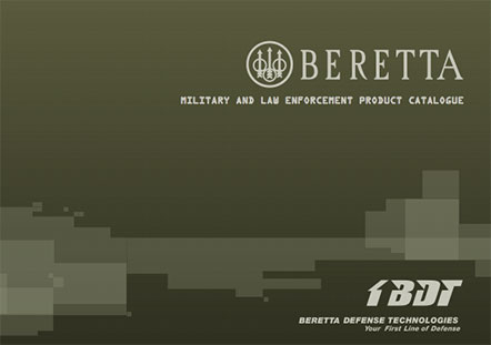 Beretta Military and Law Enforcement