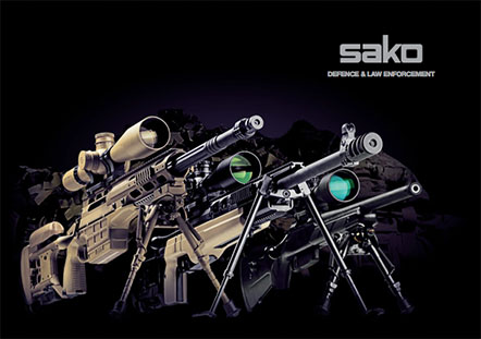Sako Defence and Law Enforcement