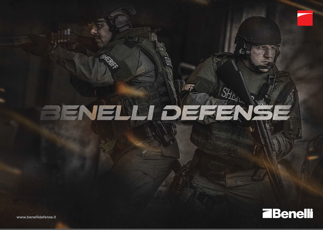 Benelli Defense and Law Enforcement